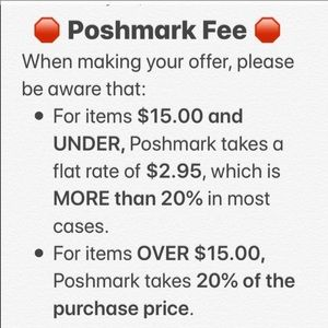 Other - Buyers please take note ☀️